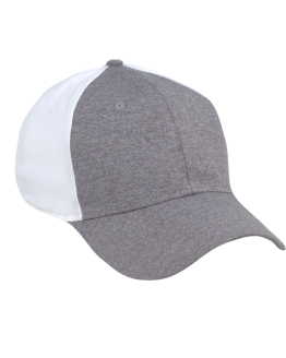 structured-heather-two-tone-cap