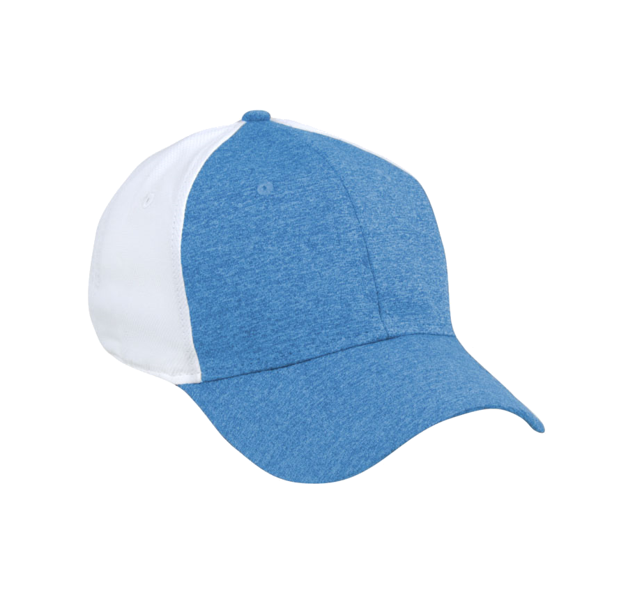 Structured Heather Two Tone Cap - A Product of Ahead Golf South Africa a55183c1b07