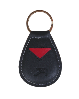 teardrop-key-ring