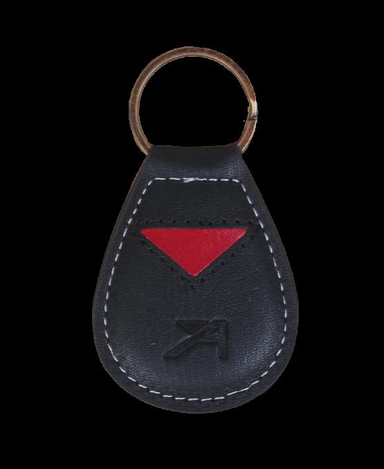 teardrop-key-ring