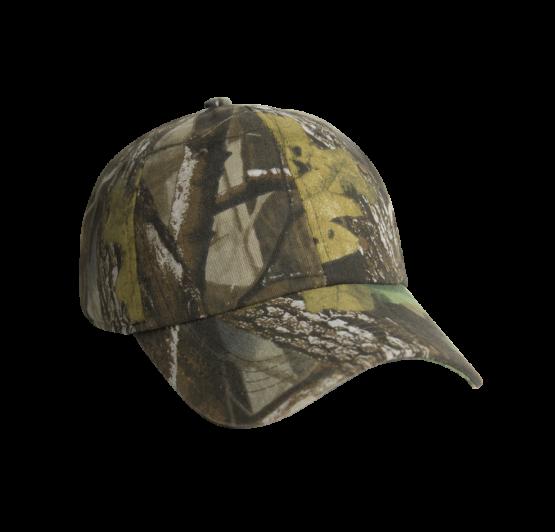 hardwoods camouflage cap